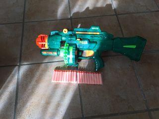 Pistola imitación Nerf