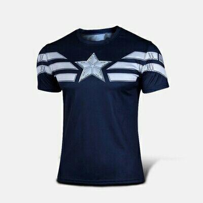Super hero camiseta deportiva nueva