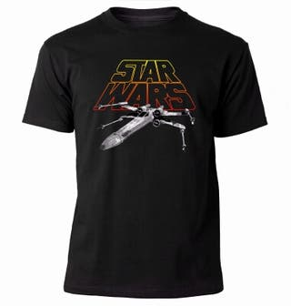 Camiseta Star wars nueva