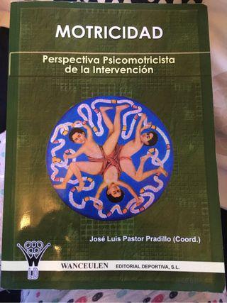 Libro de psicomotricidad