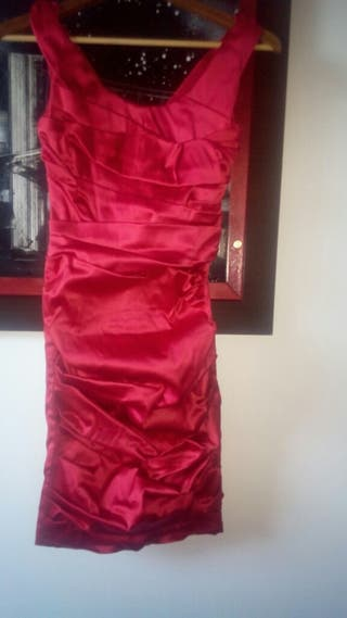 Precioso vestido rojo