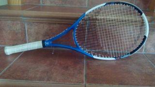 Raqueta de tenis rebajada