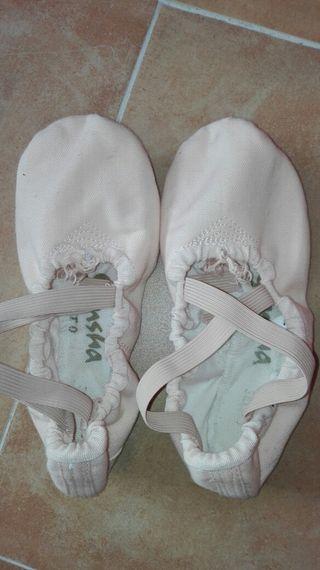 Zapatillas de ballet Sansha, nuevas!!