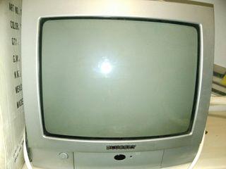 "Televisor 14"" con mando"
