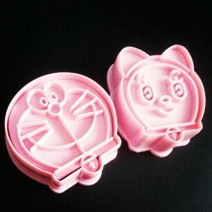Cortador galletas/fondant Doraemon