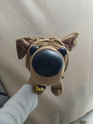 Peluche de perro