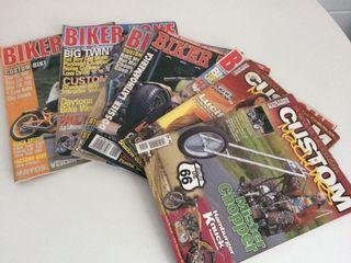 Revistas Biker Zone