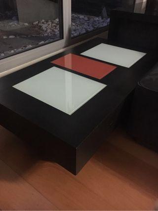 Mesa centro diseño baja