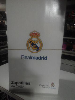 Zapatilla casa real Madrid nuevas