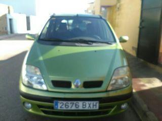 Renault scenic 1.6 gasolina