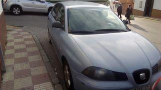 Seat ibiza 2003 gasolina 1400 75cv