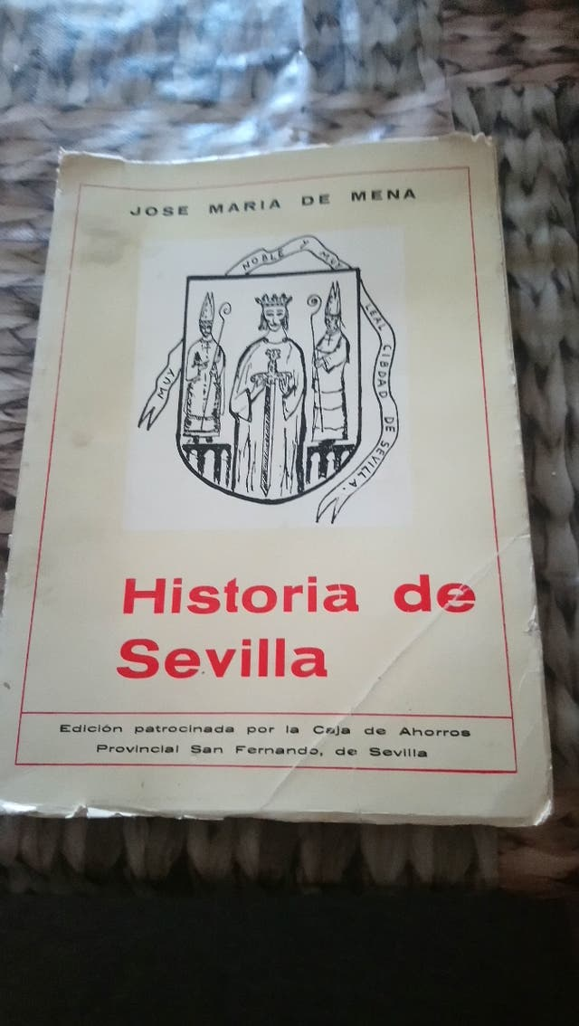 libro historia de Sevilla