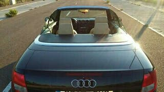 Audi a4 cabrio diesel