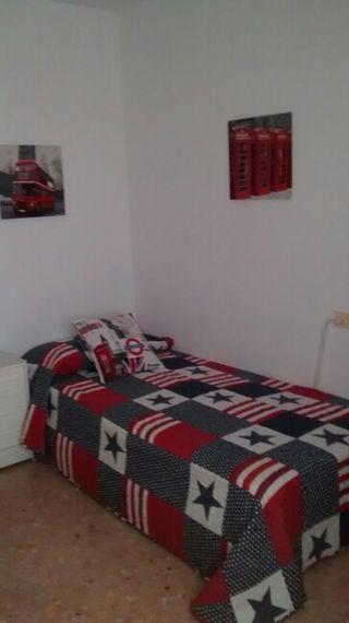 Alquilo dos habitaciones