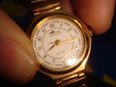 Reloj pulsera LOTUS femenino 9382 sin uso