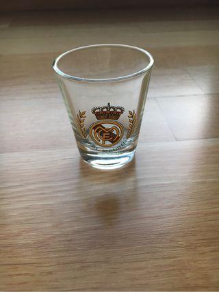 Vaso chupito Real Madrid