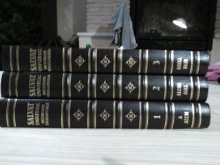 Diccionarios enciclopédicos