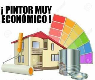 Pintor profesional low cost