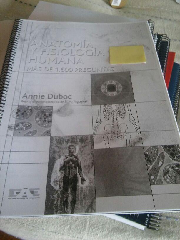 Excepcional Anatomía Y Fisiología Humana Preguntas Regalo - Anatomía ...