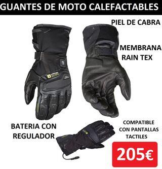00ddec393b446 Guantes de moto calefactables de segunda mano en la provincia de ...