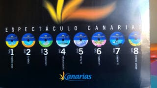 8 DVD's de Canarias en casa. Visión de cine.