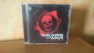 Gears of War, cd original soundtrack