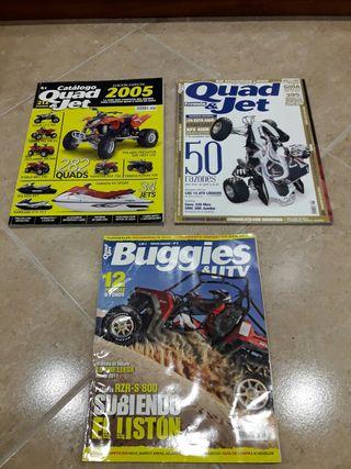 Revistas Quad & Jet