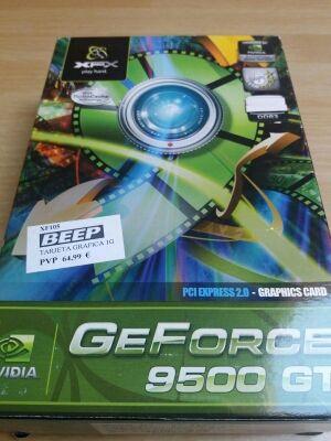 Tarjeta gráfica GeForce 9500GT