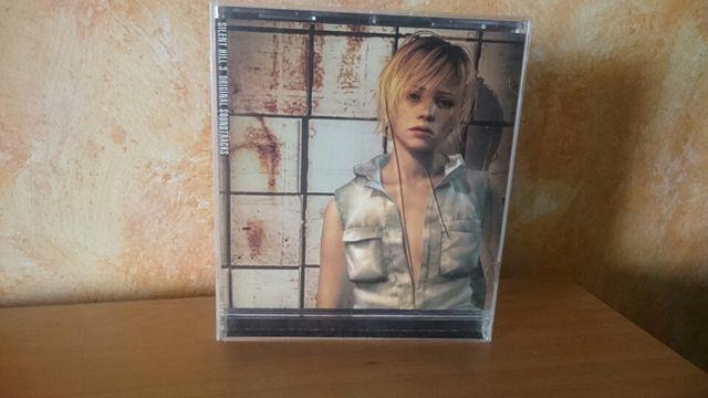 silent hill 3 soundtrack cd