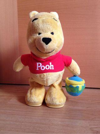 Juguete Winnie the Pooh