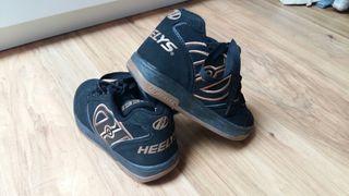 Zapatillas con ruedas Heelys talla 33