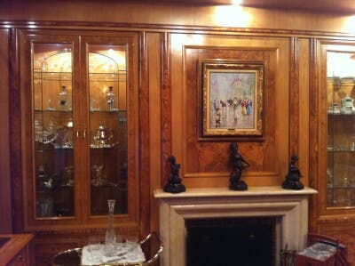 Guaserie salon