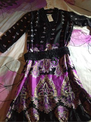 Vestido trucco talla 38