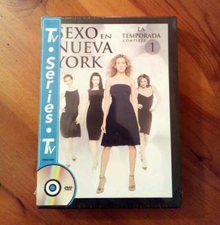 DVD nuevo sexo en nueva york Temporada 1 new york
