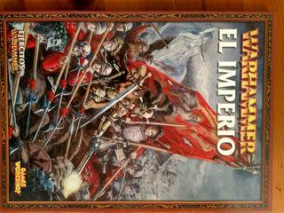 WARHAMMER libro imperio codex nuevo