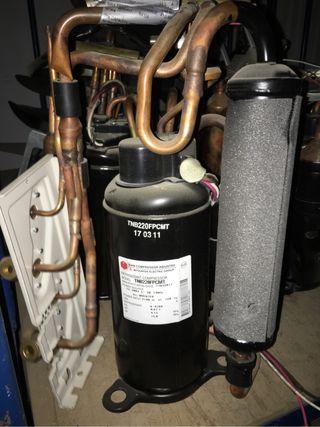 Compresores aire fujitsu chollo urge