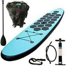 Paddle Surf Hinchable. Pack completo