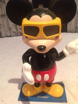 Juguete antiguo muñeca/co mikey mouse