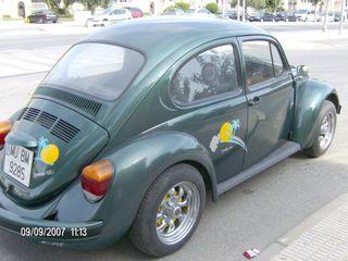 Escarabajo Coche clásico