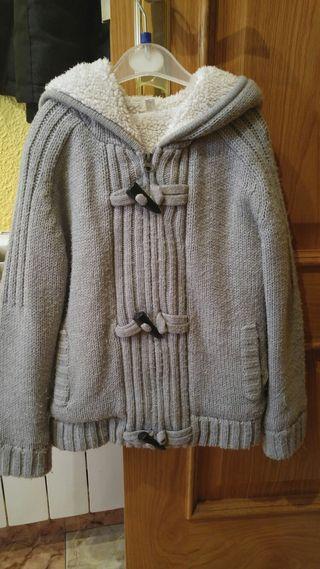 Chaqueta lana niño