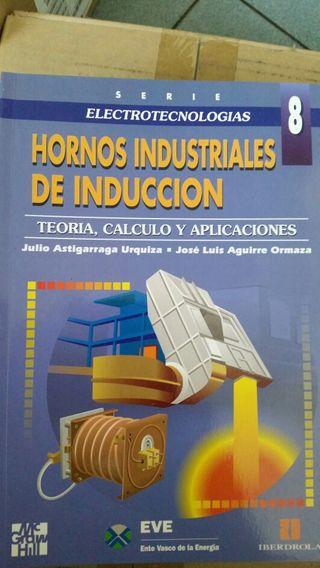 Libro Hornos industriales de induccion