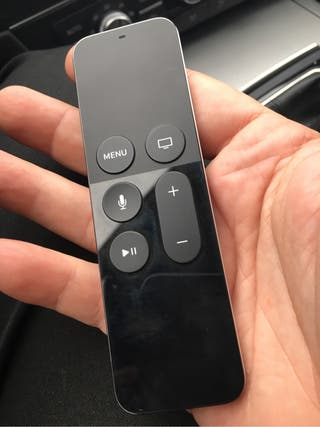 Mando Apple Tv 4ª Gen