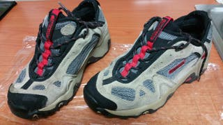 Zapatillas piel Timberland 37