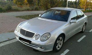 Vendo coche Mercedes Benz clase E320