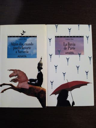 Libros juveniles de Lorenzo Silva