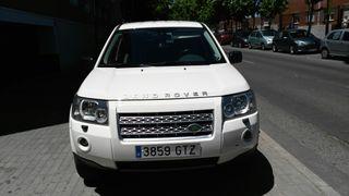 Coche 4x4, land rover freelander