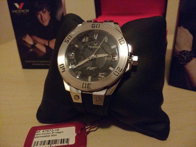 d96acbba2c42 Reloj VICEROY, coleccion Fernando Alonso de segunda mano por 85 € en ...