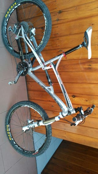 Lapierre zesty 314, BTT dolble .bicicleta montanya