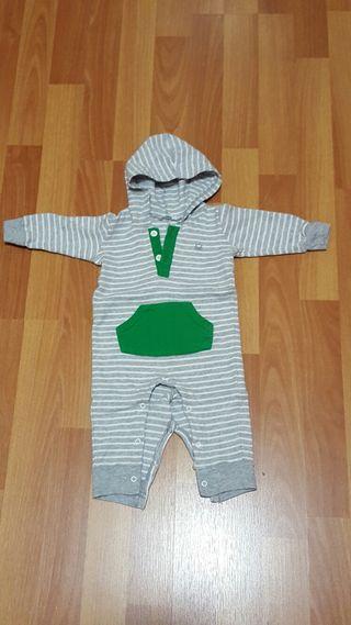 Mono Benetton bebe 3 a 6 M