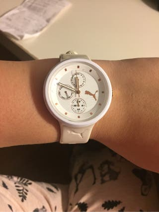 Reloj Puma silicona